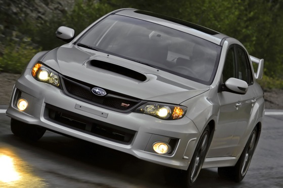 2011 Subaru Impreza WRX/WRX STI - New Car Review featured image large thumb32
