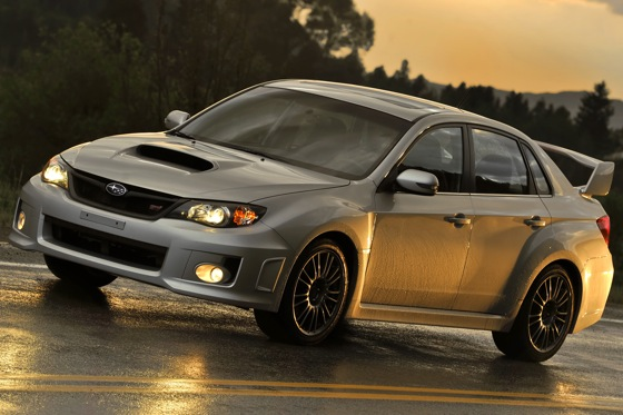2011 Subaru Impreza WRX/WRX STI - New Car Review featured image large thumb33