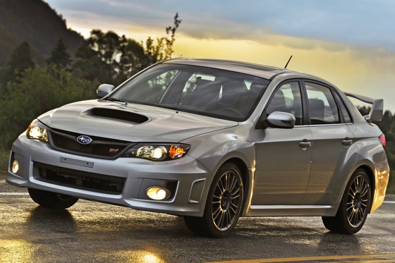 2011 Subaru Impreza WRX/WRX STI - New Car Review featured image large thumb34