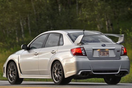 2011 Subaru Impreza WRX/WRX STI - New Car Review featured image large thumb35