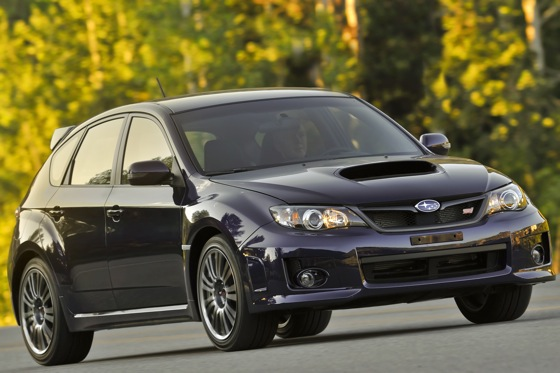 2011 Subaru Impreza WRX/WRX STI - New Car Review featured image large thumb36
