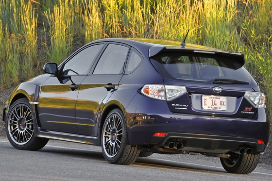 2011 Subaru Impreza WRX/WRX STI - New Car Review featured image large thumb37