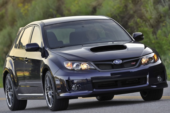 2011 Subaru Impreza WRX/WRX STI - New Car Review featured image large thumb38