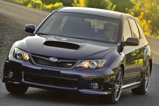 2011 Subaru Impreza WRX/WRX STI - New Car Review featured image large thumb39