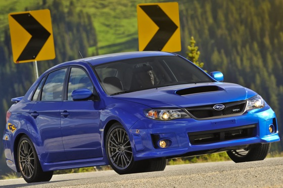 2011 Subaru Impreza WRX/WRX STI - New Car Review featured image large thumb4
