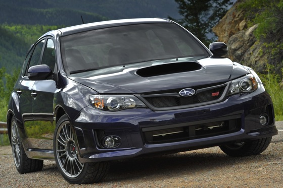 2011 Subaru Impreza WRX/WRX STI - New Car Review featured image large thumb41