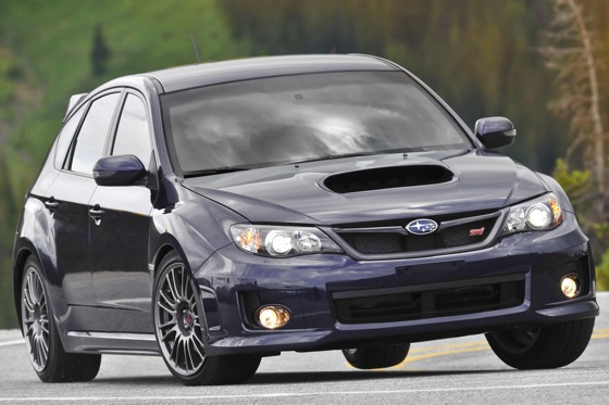 2011 Subaru Impreza WRX/WRX STI - New Car Review featured image large thumb45