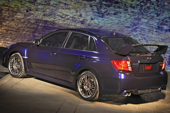 2011 Subaru Impreza WRX/WRX STI - New Car Review featured image large thumb46