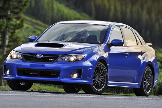 2011 Subaru Impreza WRX/WRX STI - New Car Review featured image large thumb6