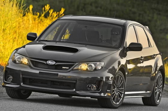 2011 Subaru Impreza WRX/WRX STI - New Car Review featured image large thumb7