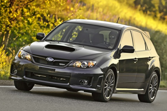 2011 Subaru Impreza WRX/WRX STI - New Car Review featured image large thumb8