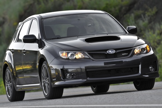 2011 Subaru Impreza WRX/WRX STI - New Car Review featured image large thumb9