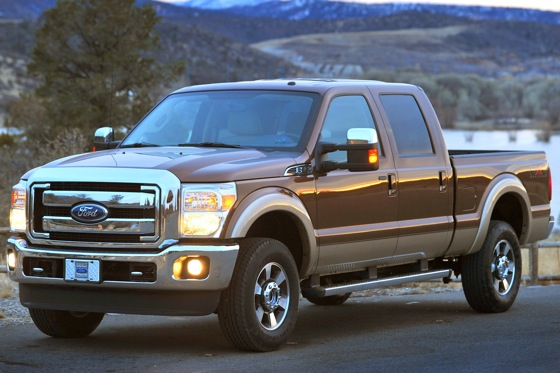 2011 Ford Super Duty - New Car Review featured image large thumb0