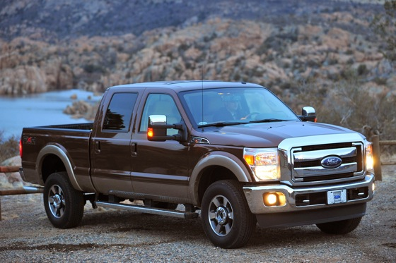 2011 Ford Super Duty - New Car Review featured image large thumb1