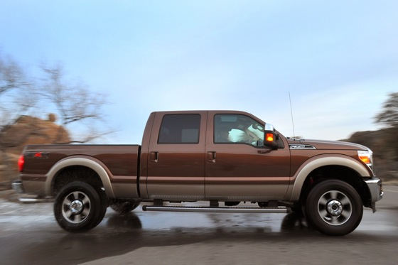 2011 Ford Super Duty - New Car Review featured image large thumb2