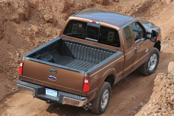 2011 Ford Super Duty - New Car Review featured image large thumb4