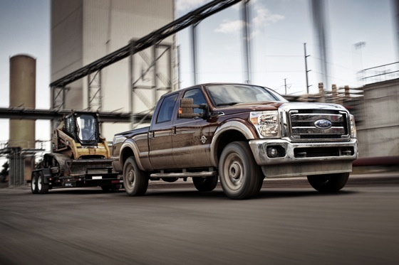 2011 Ford Super Duty - New Car Review featured image large thumb5