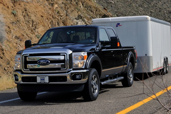 2011 Ford Super Duty - New Car Review featured image large thumb6