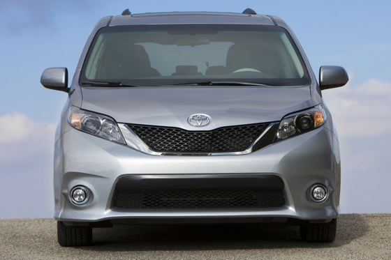 2011 Toyota Sienna - New Car Review featured image large thumb0