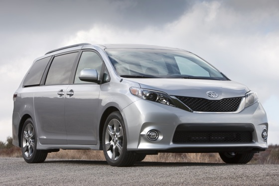 2011 Toyota Sienna - New Car Review featured image large thumb9