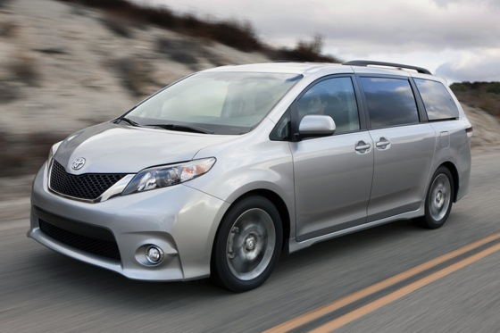 2011 Toyota Sienna - New Car Review featured image large thumb11