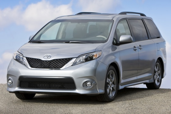 2011 Toyota Sienna - New Car Review featured image large thumb1
