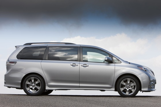 2011 Toyota Sienna - New Car Review featured image large thumb2