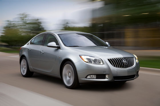 The 2011 Buick Regal Takes Top Safety Accolade featured image large thumb0