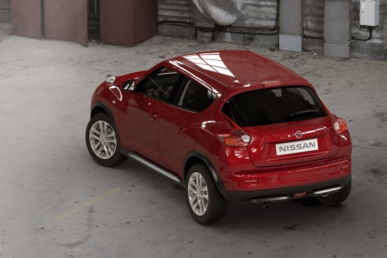 2011 Nissan Juke - New Car Review featured image large thumb11