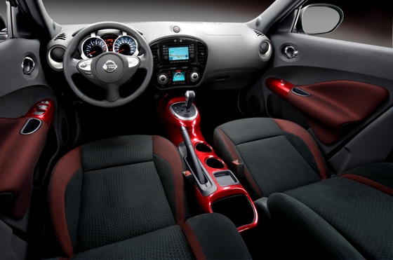 2011 Nissan Juke - New Car Review featured image large thumb13