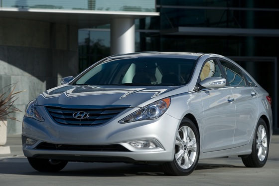 2011 Hyundai Sonata Recalled for Steering Defect featured image large thumb0