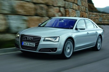 Audi Offers Pricier Flagship Sedan and Cheaper Supercar featured image large thumb0