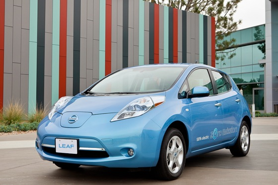 Nissan Stops Taking New Orders for Leaf featured image large thumb0
