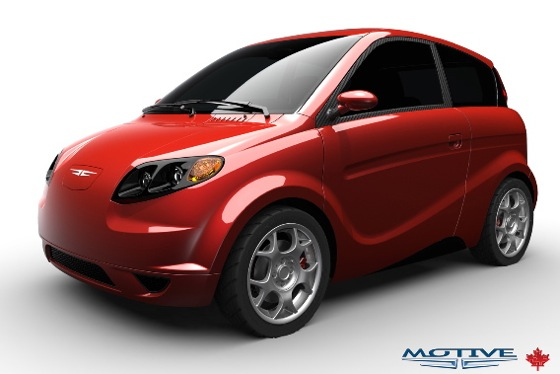 The Kestrel EV - That Canadian Car Made of Hemp - Is Rolled Out featured image large thumb0