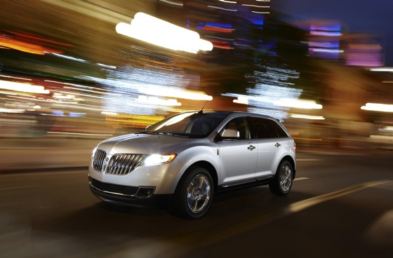 2011 Lincoln MKX - New Car Review featured image large thumb0