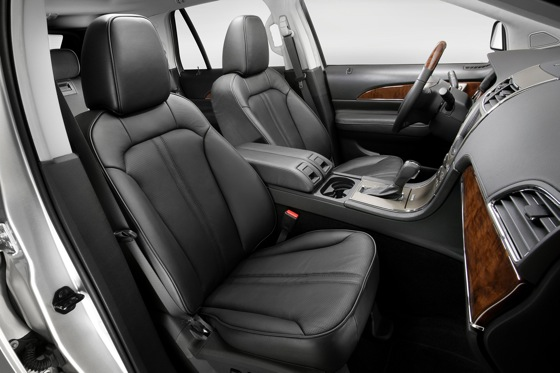 2011 Lincoln MKX - New Car Review featured image large thumb20