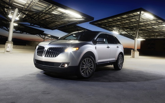 2011 Lincoln MKX - New Car Review featured image large thumb3