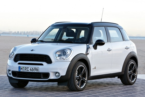 2011 Mini Cooper Countryman: Like a Mini, Only Bigger - New Car Review featured image large thumb0