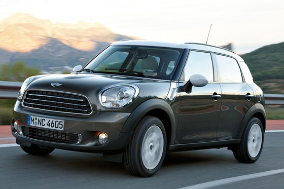 2011 Mini Cooper Countryman: Like a Mini, Only Bigger - New Car Review featured image large thumb13