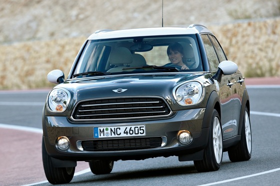 2011 Mini Cooper Countryman: Like a Mini, Only Bigger - New Car Review featured image large thumb14