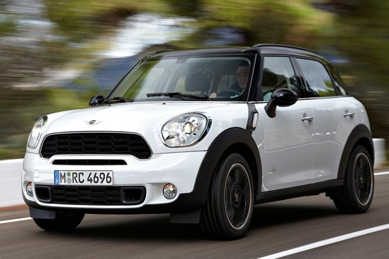 2011 Mini Cooper Countryman: Like a Mini, Only Bigger - New Car Review featured image large thumb18