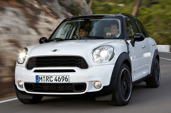 2011 Mini Cooper Countryman: Like a Mini, Only Bigger - New Car Review featured image large thumb19