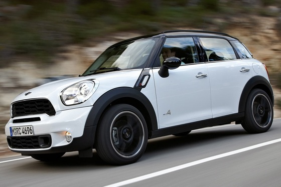 2011 Mini Cooper Countryman: Like a Mini, Only Bigger - New Car Review featured image large thumb20