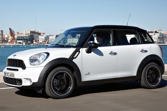 2011 Mini Cooper Countryman: Like a Mini, Only Bigger - New Car Review featured image large thumb23