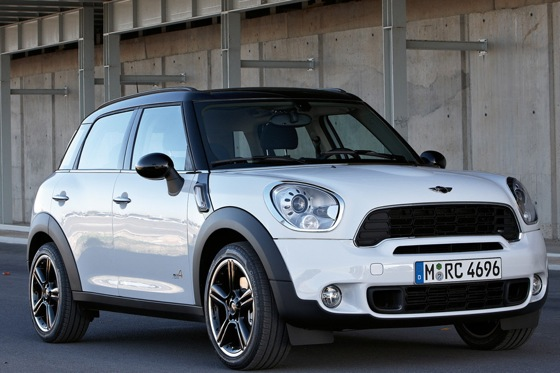 2011 Mini Cooper Countryman: Like a Mini, Only Bigger - New Car Review featured image large thumb29