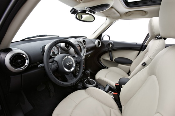 2011 Mini Cooper Countryman: Like a Mini, Only Bigger - New Car Review featured image large thumb42