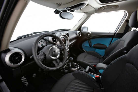 2011 Mini Cooper Countryman: Like a Mini, Only Bigger - New Car Review featured image large thumb43