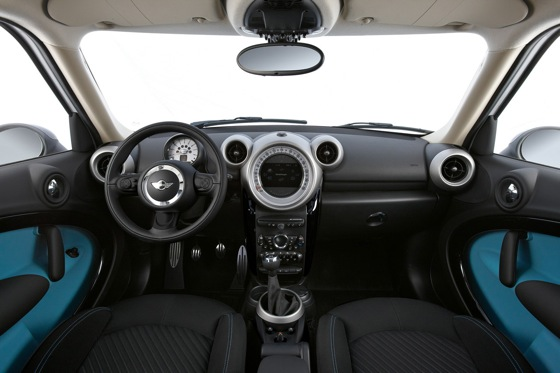 2011 Mini Cooper Countryman: Like a Mini, Only Bigger - New Car Review featured image large thumb44
