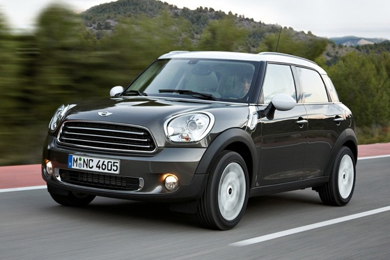 2011 Mini Cooper Countryman: Like a Mini, Only Bigger - New Car Review featured image large thumb4