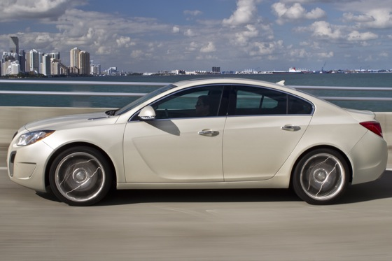 Buick Regal GS Launches in Miami Beach featured image large thumb1